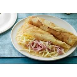 Protekal палачинка со сирење и сланина - кутија 7 оброци
